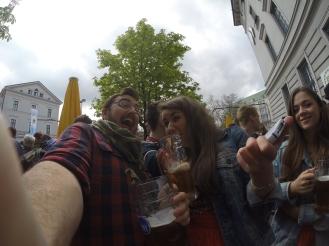 Horrendous selfies !