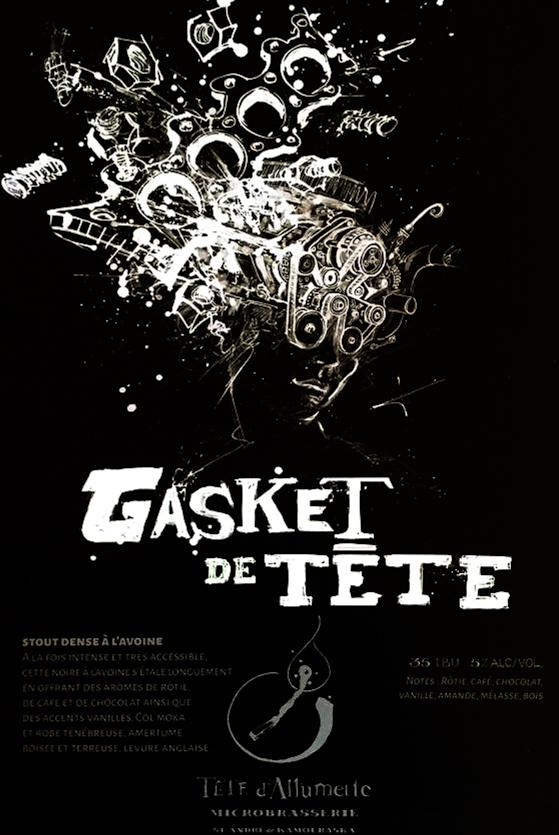 © Brasserie La Tëte d'Allumette